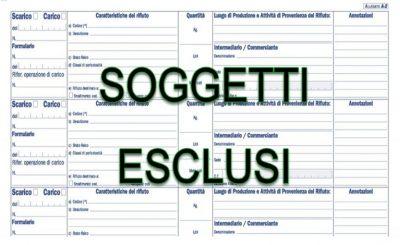 SOGGETTI ESCLUSI 1