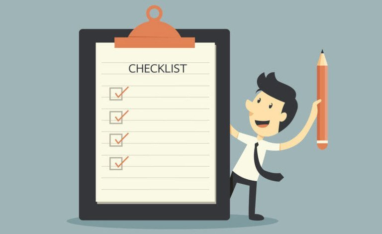 Checklist per la verifica della corretta tenuta del registro rifiuti