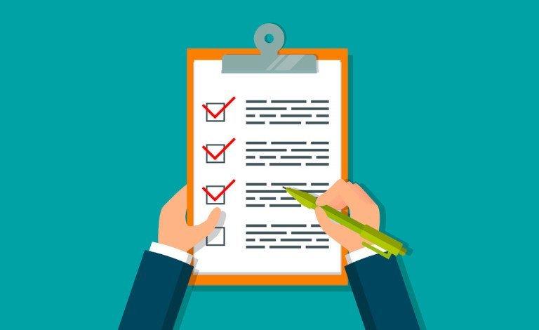 Checklist per la compilazione del formulario rifiuti cartaceo